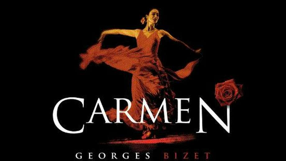 """The Greater Middletown Concert Association is presenting Bizet's opera, """"Carmen"""" performed by Connecticut Lyric Opera, on Nov. 17. Photo: Contributed Photo"""