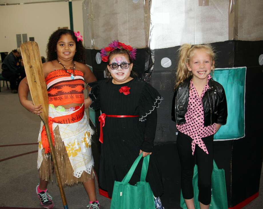 More than 500 kids packed into Evangel Life Assembly of God Church for the 10/30 Party — an annual indoor trick-or-treat event. Various rooms throughout the church replicated video game scenes as well as some surprises by a few characters. Photo: Bradley Massman/Huron Daily Tribune