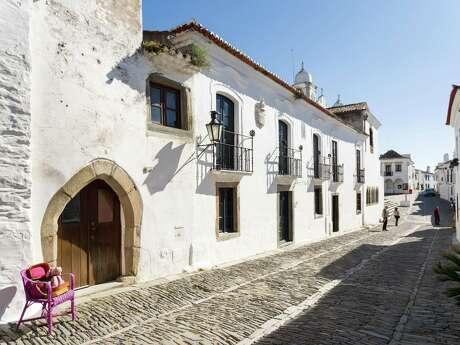 Monsaraz, a mountain village in Alentejo, is worth exploring.