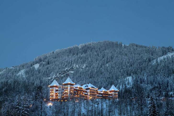 The Alpina Gstaad is a classic chalet hotel with a Six Senses spa.