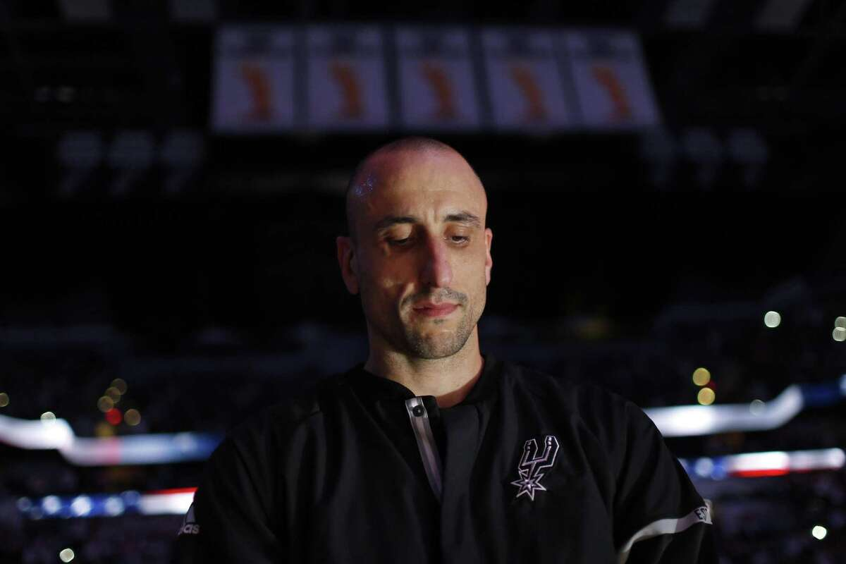 Tickets to Manu Ginobili's jersey retirement ceremony or a citywide celebration Tickets to the March 28 game against the Cleveland Cavaliers are probably the most-coveted of the season. Only a small portion of the Spurs' legend's fans will be able to witness the special moment that Ginobili himself said he will