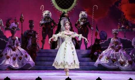 "Houston Ballet's ""The Nutcracker"" runs Nov. 23-Dec. 29 at the Wortham Theater."