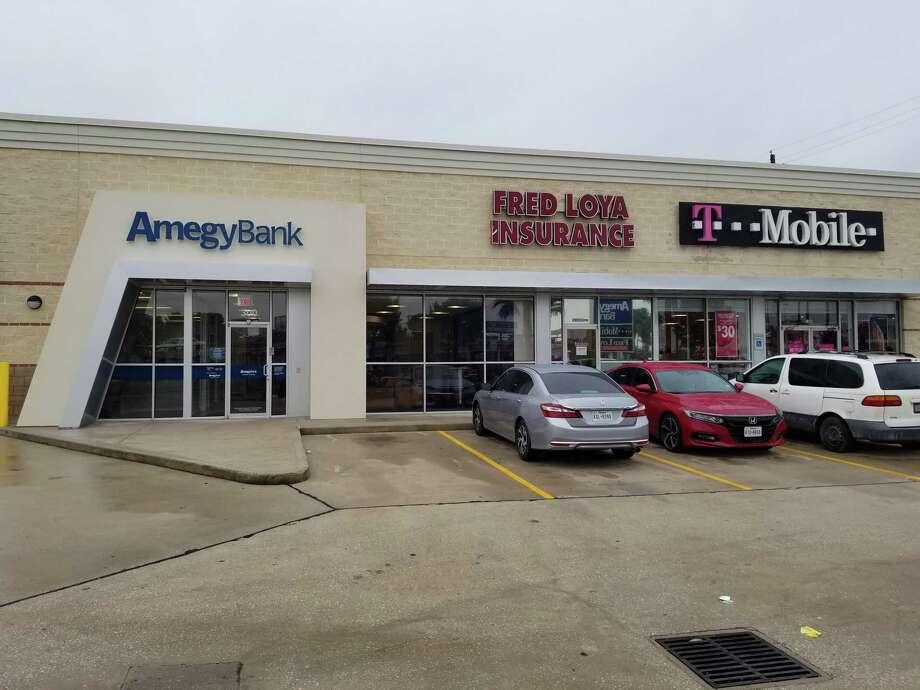 Amegy Bank has opened Hobby Banking Center at7930 Gulf Freeway, Suite 300, near Broadway Street insoutheast Houston. Photo: AmegyBank