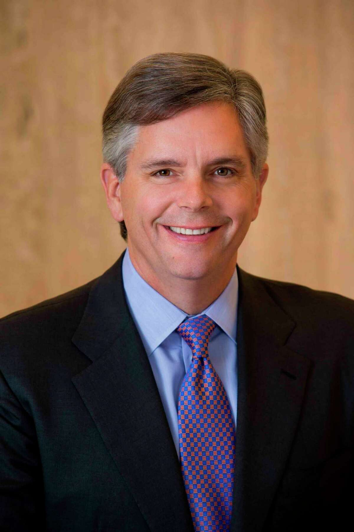 This undated photo provided by T. Rowe Price shows H. Lawrence Culp Jr., who was named chairman and CEO of General Electric on Monday, Oct. 1, 2018. The 55-year-old Culp was CEO and president of Danaher Corp. from 2000 to 2014. During that time, Danaher's market capitalization and revenues grew five-fold. He's already a member of GE's board. (T. Rowe Price via AP)