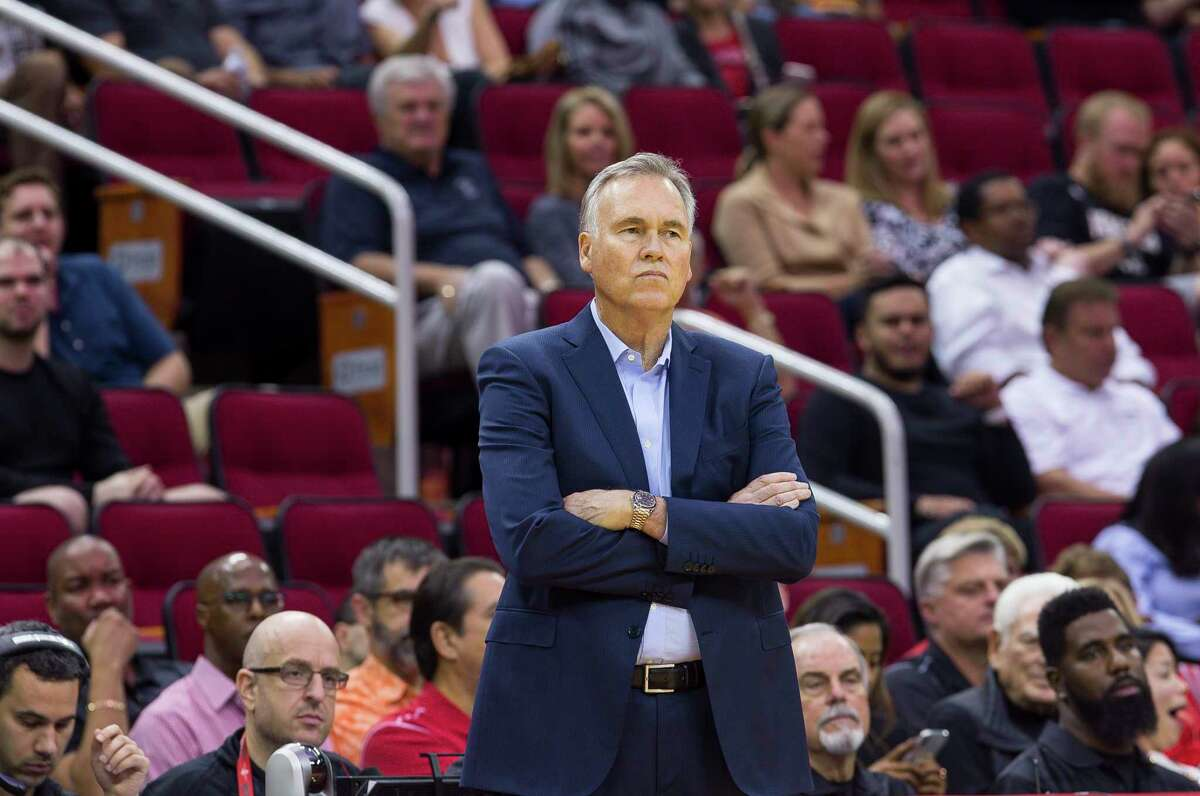 Mike D'Antoni (2016 - present) Record: 120-44 (first two seasons)