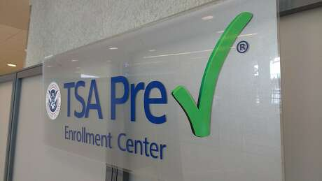 The Transportation Security Administration has a PreCheck sign-up office at Hobby Airport.