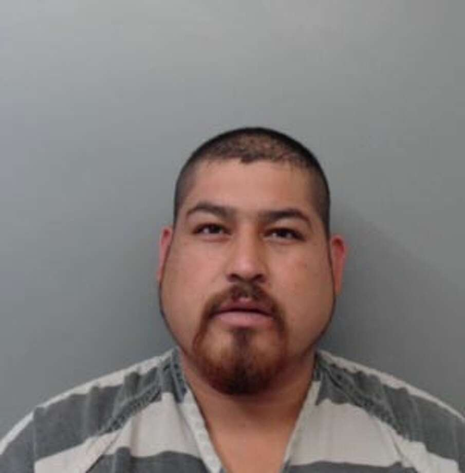 Johnny Hernandez-Cardona, 32, was charged with fraud, destroy, removal concealment writing. Photo: Webb County Sheriff's Office