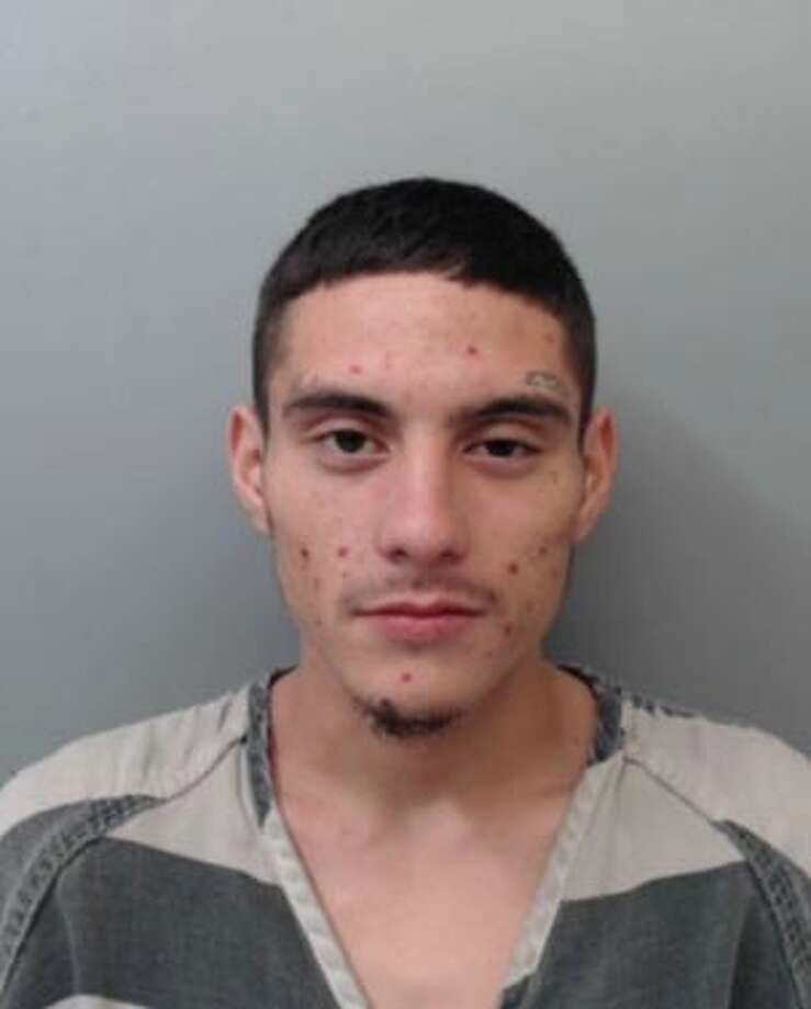 Juan Alfredo Alba, 20, was charged with possession of marijuana, a second-degree felony. Photo: Webb County Sheriff's Office
