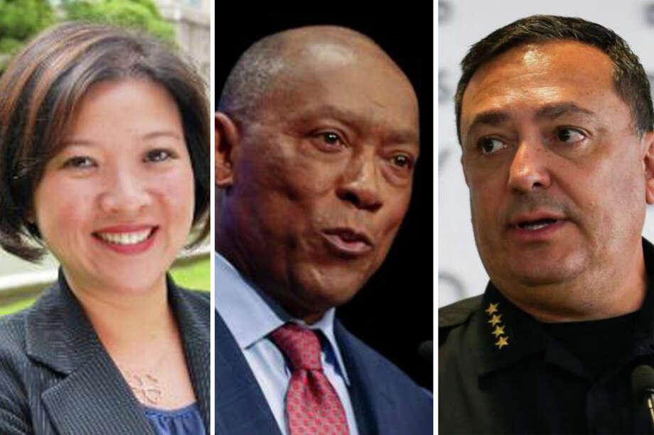 >>Houston's highest paid city officials Photo: Houston Chronicle
