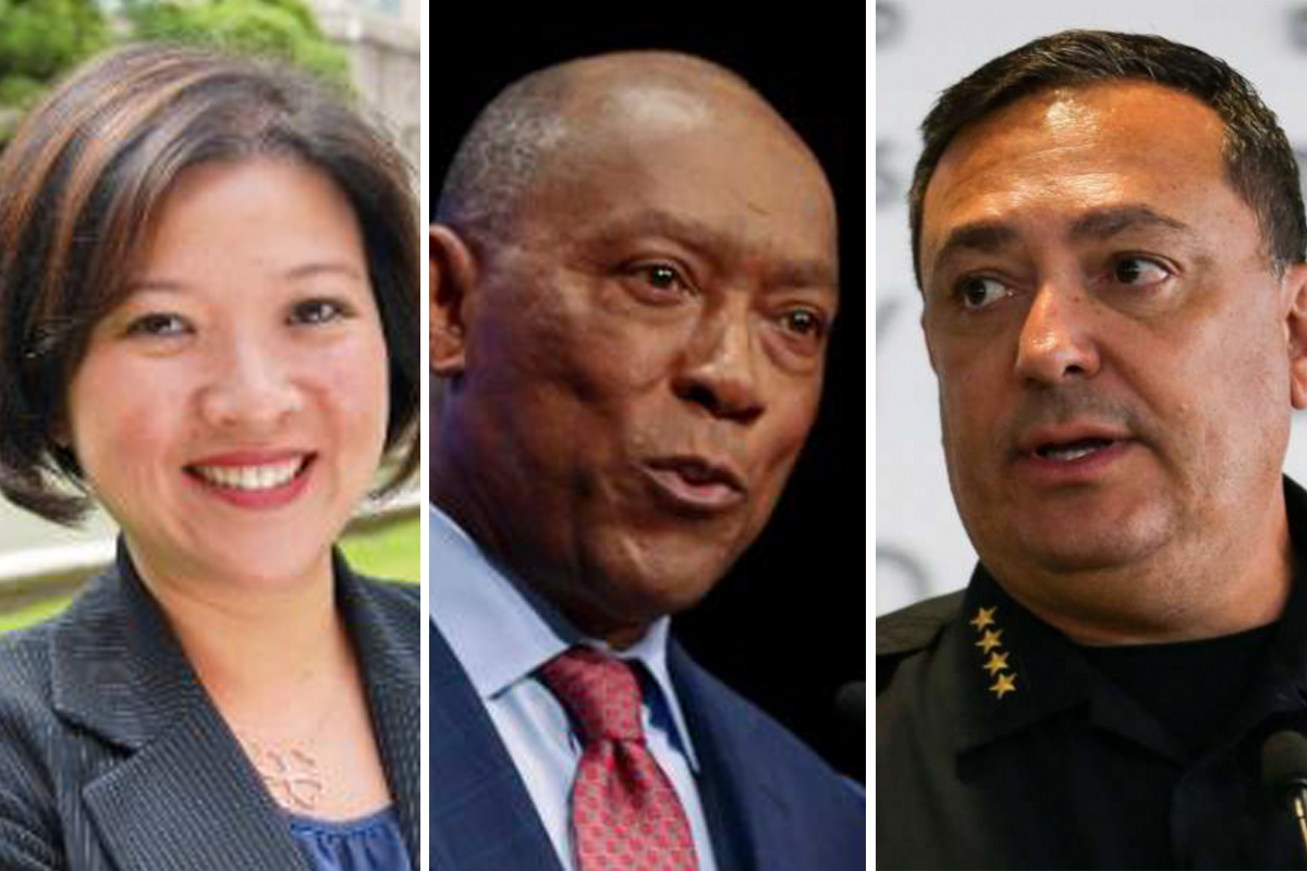 The City of Houston's highest-paid public officials in 2019, according to public data