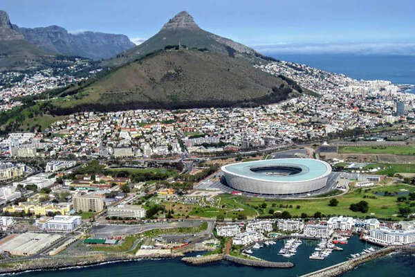Cape Town is getting green again as drought fears subside.