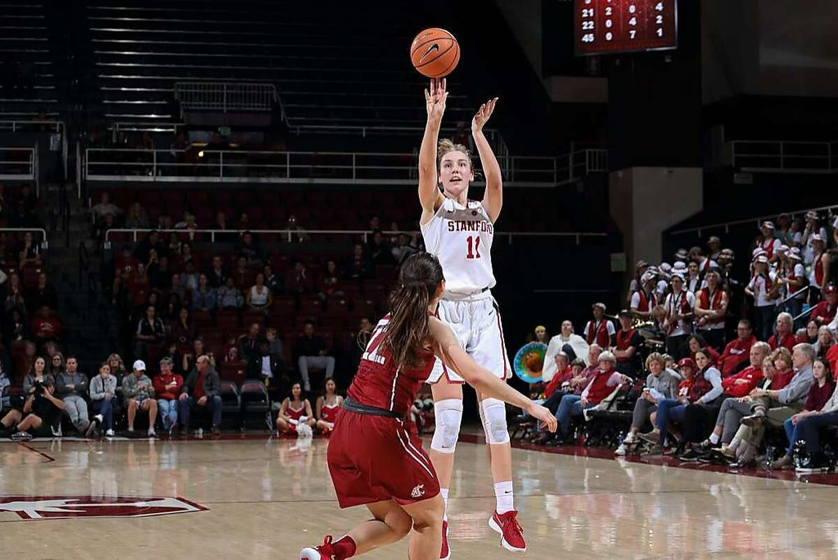 Senior forward Alanna Smith will try to lead the Stanford women to the Final Four.