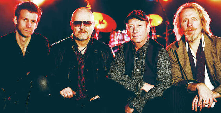 "Wishbone Ash is considered one of the most influential guitar bands in the history of rock. Due to overwhelming demand, the Wildey added a second show and night — 7:30 p.m., Sunday, April 14, 2019 — with Wishbone Ash, featuring the classic ""Argus"" album played cover to cover. Photo: For The Telegraph"