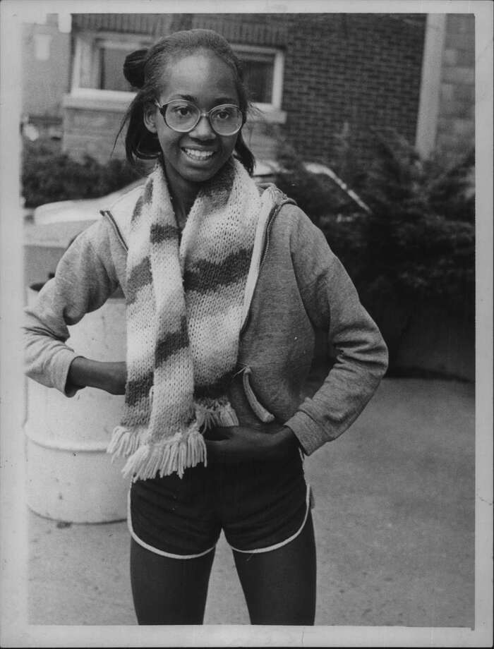 See photos of Troy's Turkey Trot through the years. Diane Richburg, 15, of Lansingburgh, New York - high school winner of Thanksgiving day Troy Turkey Trot race, November 1978. Richburg went on to a running career that included competing in the 1984 Olympics in Los Angeles. (Paul D. Kniskern, Sr./Times Union Archive) Photo: Paul D. Kniskern,  Sr., Times Union Historic Images / Times Union