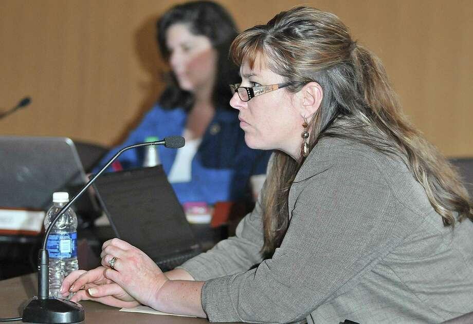 State Rep. Melissa Ziobron, R-East Haddam Photo: File Photo / TheMiddletownPress