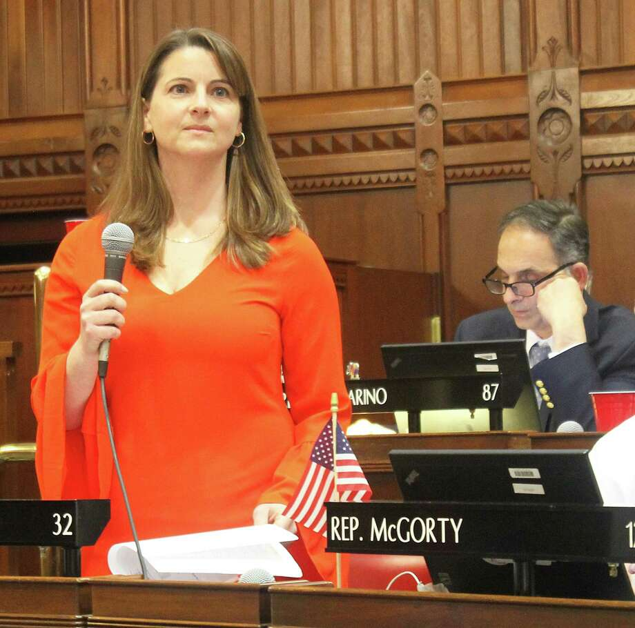 State Rep. Christie Carpino, R-Cromwell Photo: File Photo
