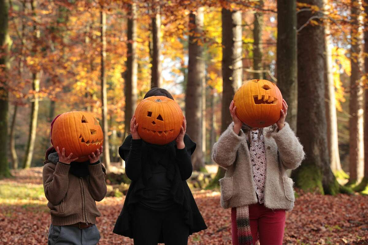 """What are the (modern) rules for Trick or Treating? We answer the probing questions about how to """"Halloween"""" in 2018. Swipe or click through the gallery to see. ==>"""