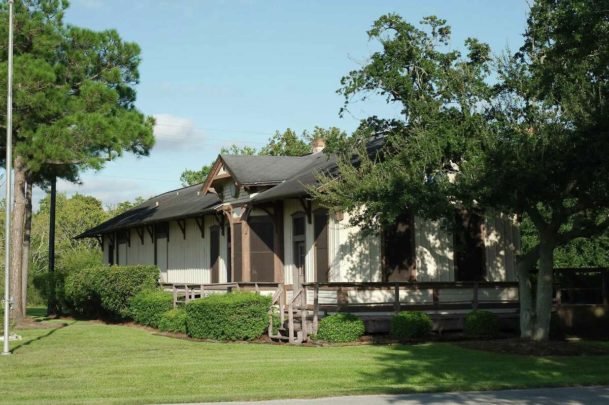 Plans have been made to convert Pearland's Santa Fe Railroad Depot to a museum and event space.
