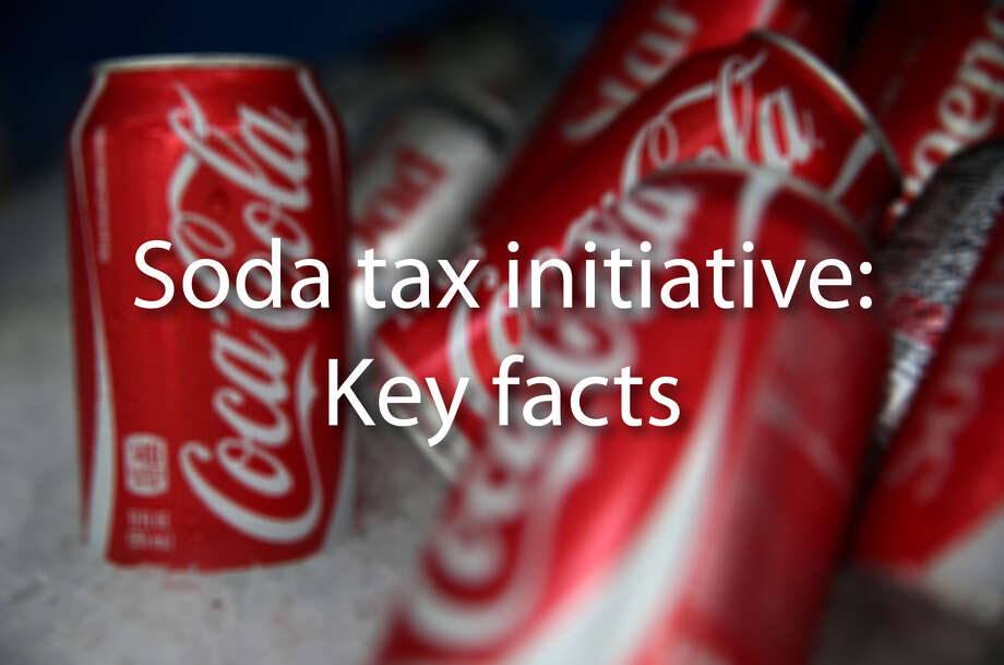 Key facts about the soda tax in Seattle and the initiative to ban the tax throughout the rest of the state. Photo: SFGate File