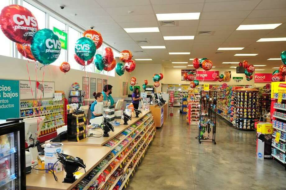 CVS has opened fourCVS Pharmacy y más stores in the Houston area to cater to the city's growing Hispanic population. Photo: Courtesy Of CVS Pharmacy / CVS Pharmacy