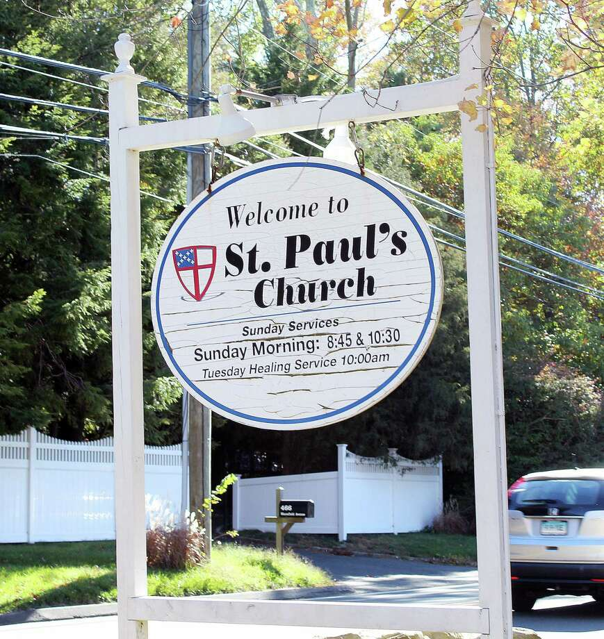 St. Paul's, an Episcopal Church in Darien, CT got a new reverend on Nov. 2, 2016. Photo: Erin Kayata /Hearst Connecticut Media / Darien News
