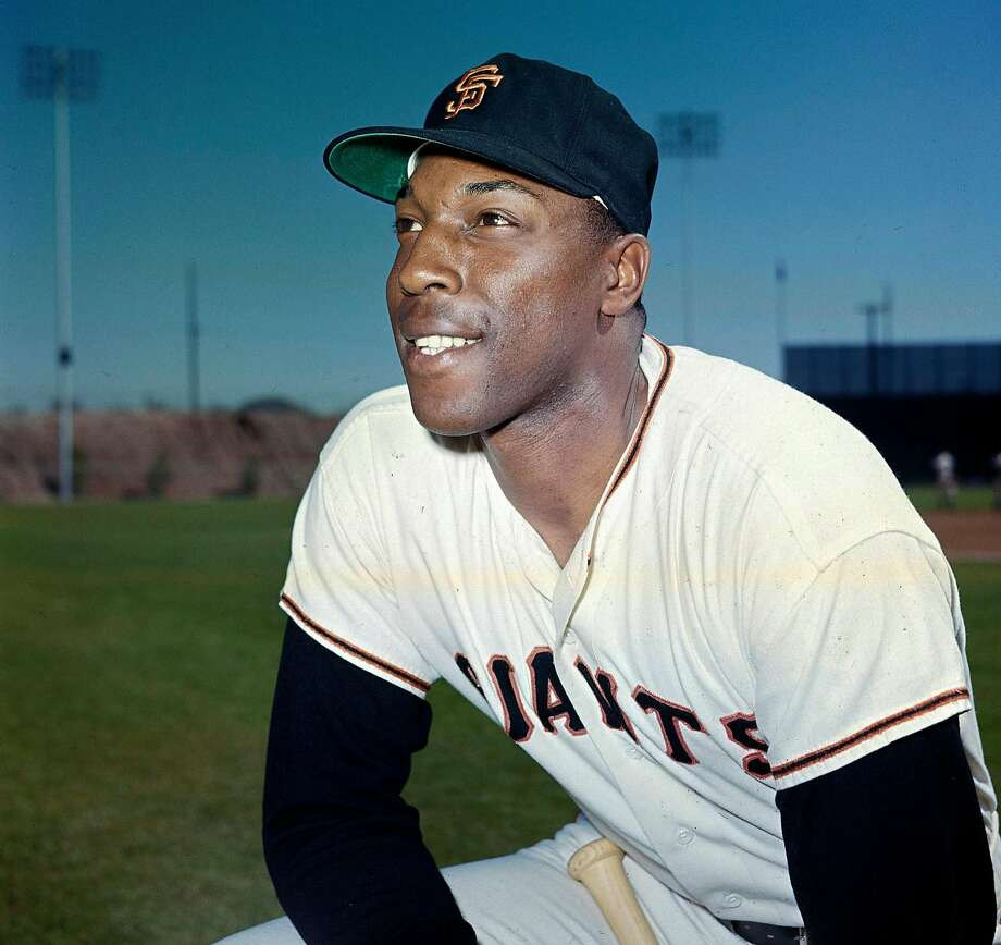Willie McCovey, didn't dispute the call Photo: AP