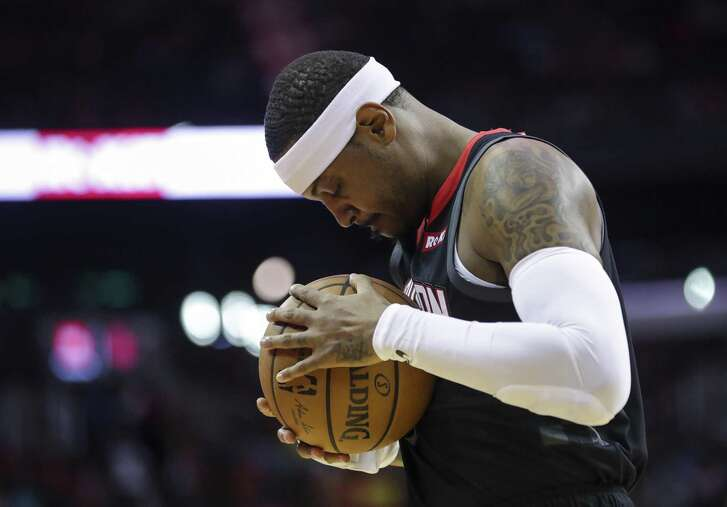 Carmelo Anthony and the Rockets never came to grips on the right role for the 10-time All-Star.