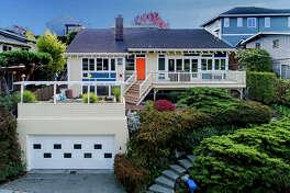 A unique home in a venerable Ballard neighborhood, 3609 NW 61st asks $1.195M
