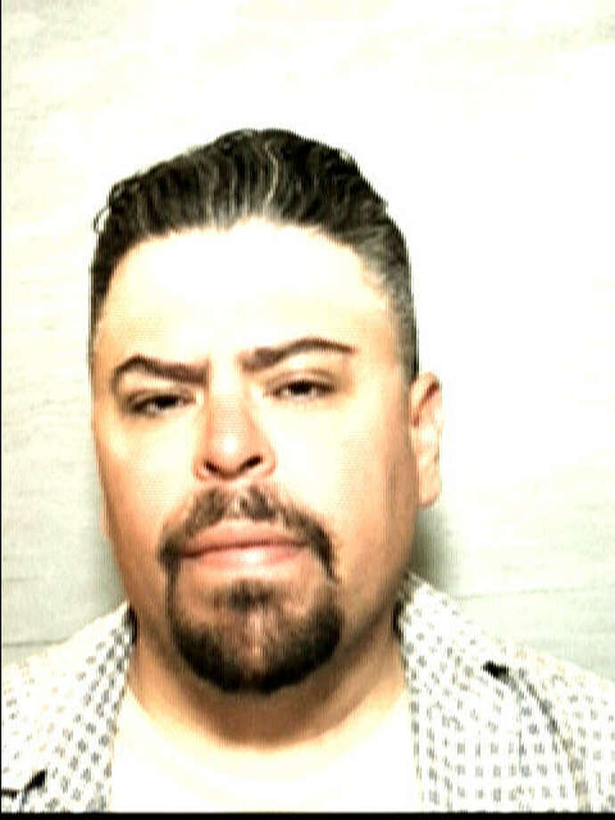 Ernest Joseph Bustamante, 45, faces a charge of aggravated assault with a deadly weapon. He was booked into the Bexar County Jail on a $75,000 bond. Photo: Bexar County Jail