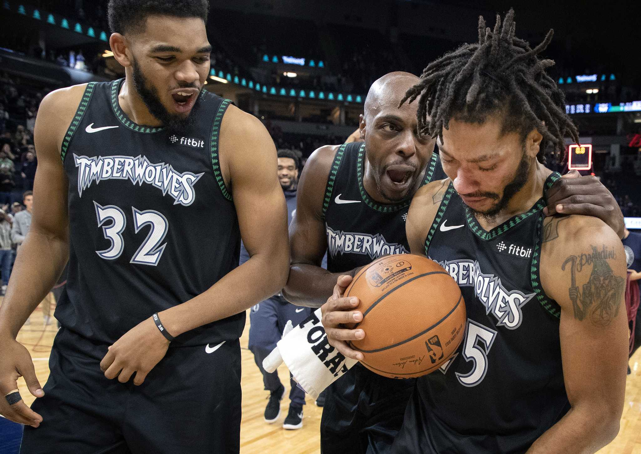Derrick Rose savors career-high 50 points in Timberwolves  win – Health  Breaking News 0d5b812ab