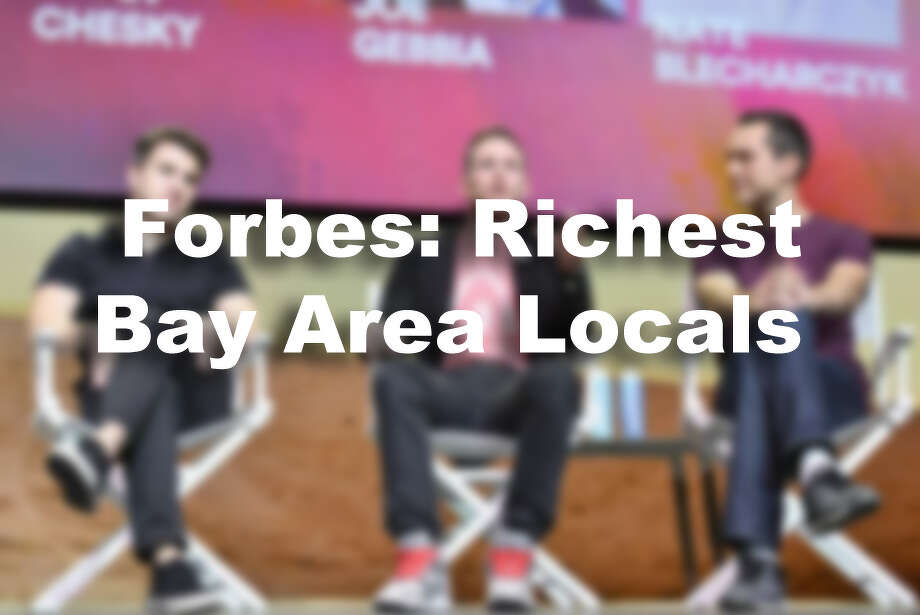 Richest Bay Area Locals in 2018. Photo: Mike Windle/Getty Images