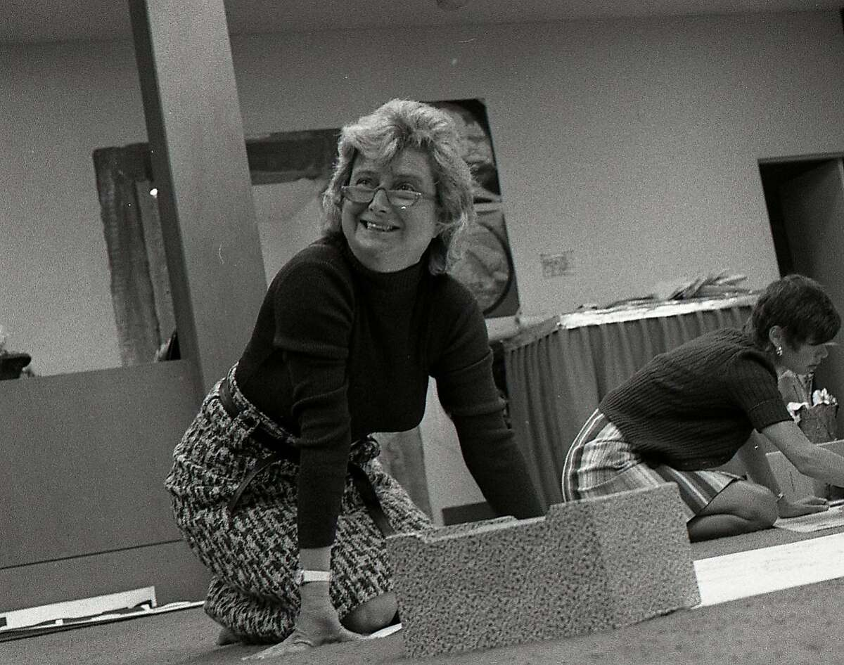 Ann Eliaser was active in many political organizations, April 30, 1974