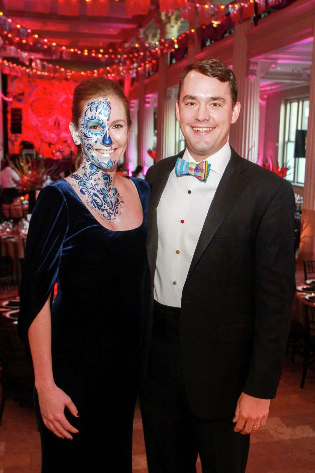 Lilly and Harrison Cullen at the Children's Museum gala,