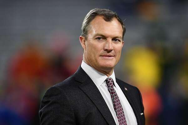 49ers GM John Lynch: 'I think we've had two good drafts'