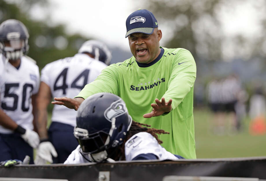 Click through the following slideshow for highlights from defensive coordinator Ken Norton Jr.'s press conference.  Photo: Elaine Thompson/Associated Press