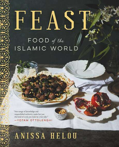 """Anissa Helou's """"Feast: Food of the Islamic World"""" Photo: Ecco, A Division Of HarperCollins"""