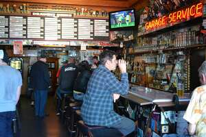 Toronado founder Dave Keene at his Haight Street beer bar on October 31, 2018.
