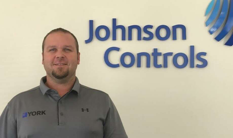 Laramie Christ is a TSTC in Fort Bend County HVAC Technology alum. He earned a certificate and associate degree from the program. Christ is now a technical team lead overseeing 15 employees at Johnson Controls in Houston. Photo: Texas State Technical College