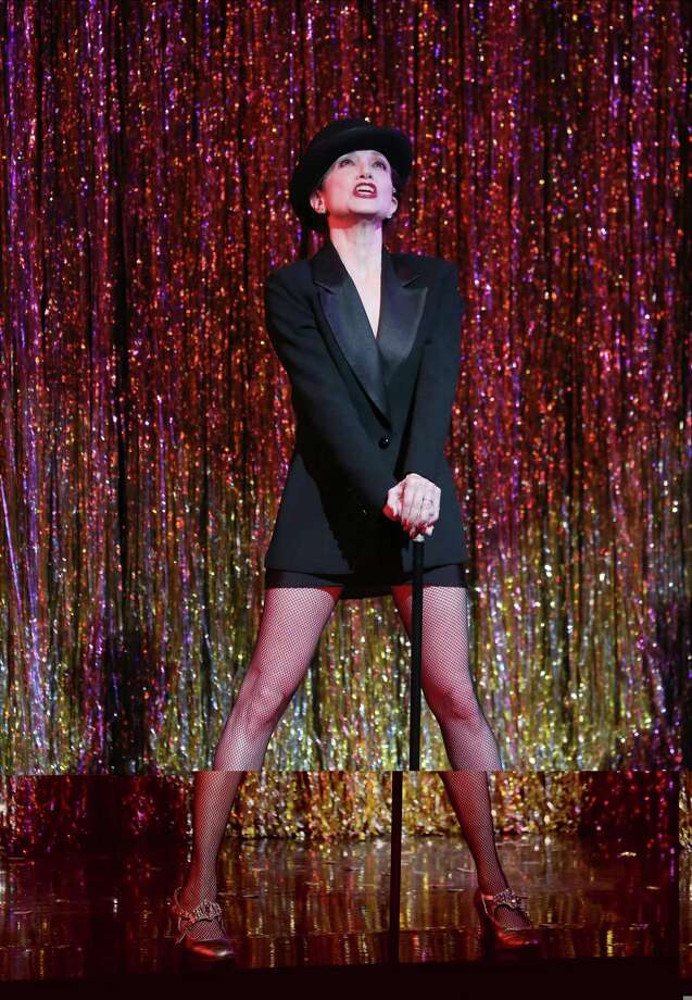 "Bebe Neuwirth in her Tony-winning ""Chicago"" performance. Photo: Walter McBride / Getty Images / Contributed Photo / 2014 Walter McBride"