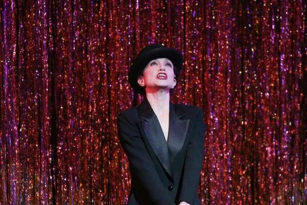 """Bebe Neuwirth in her Tony-winning """"Chicago"""" performance."""