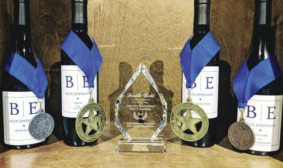 The new Blue Epiphany Winery in Conroe earned several medals in the Lone Star International Wine Competition.