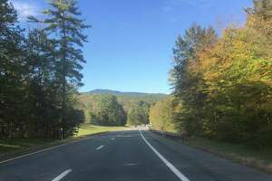 The drive to Vermont was half the fun.