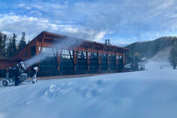 Tahoe area resorts are getting ready for the approaching ski and snowboard season. Heavenly and Northstar shared these pictures of the snowmaking process.