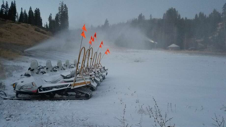 Tahoe area resorts are getting ready for the approaching ski and snowboard season.