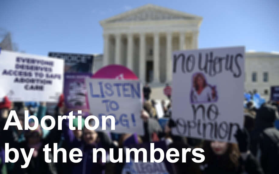 It's true that states aren't required to submit abortion data to the Centers for Disease Control and Prevention, but an overwhelming majority of them do. A controversial issue, abortion is a medical procedure with a lot of ideology and political tension stoking the fire of controversy. Here are the facts, as reported to and presented by the CDC, about legally-induced abortion. Photo: Olivier Douliery/Abaca Press/TNS