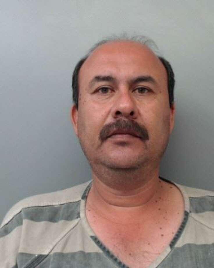 Juan Valentin Longoria Photo: Webb County Sheriff's Office /Courtesy Photo