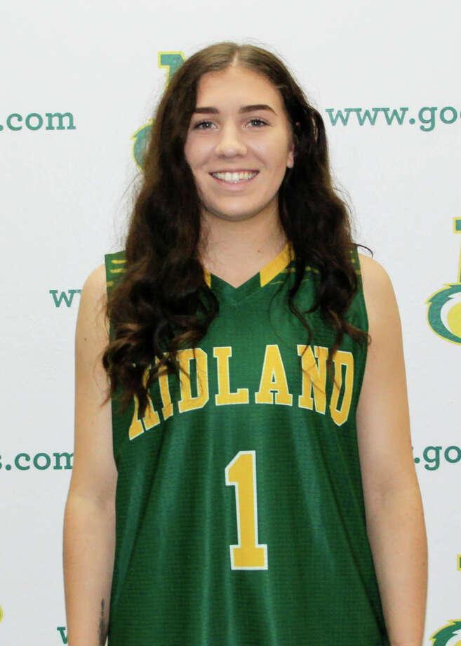 Midland College basketball Photo: Midland College