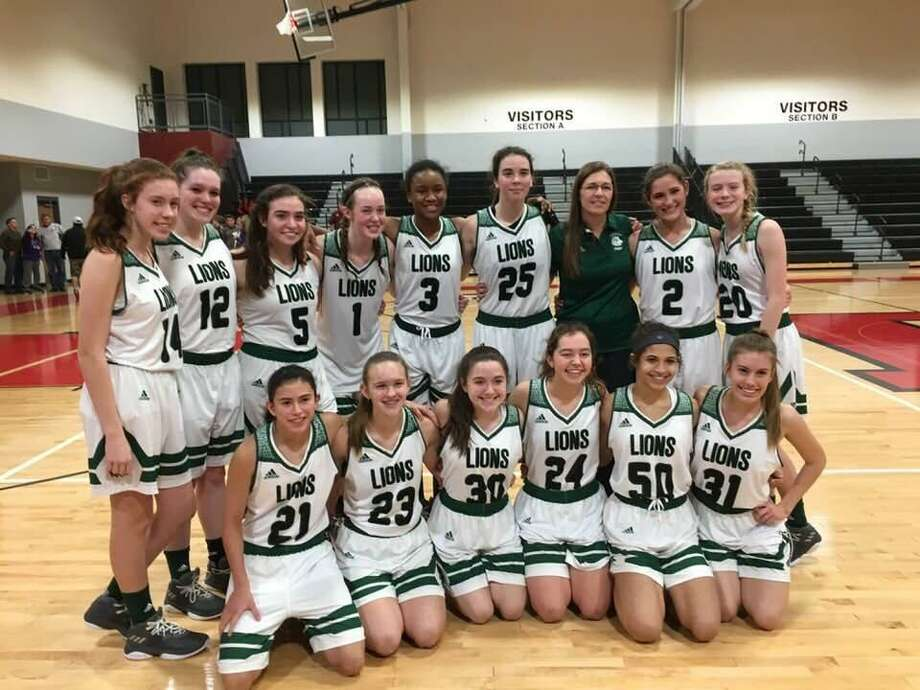 The Legacy Prep girls basketball team captured the first-ever district championship in school history last season. Photo: Submitted Photo