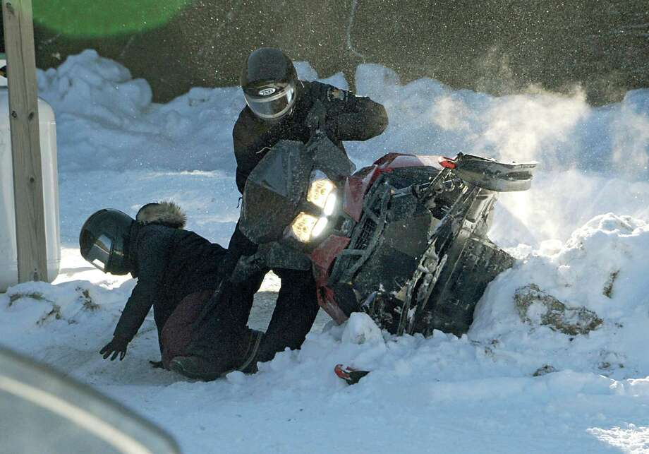 Free snowmobile safety class offered - Times Union