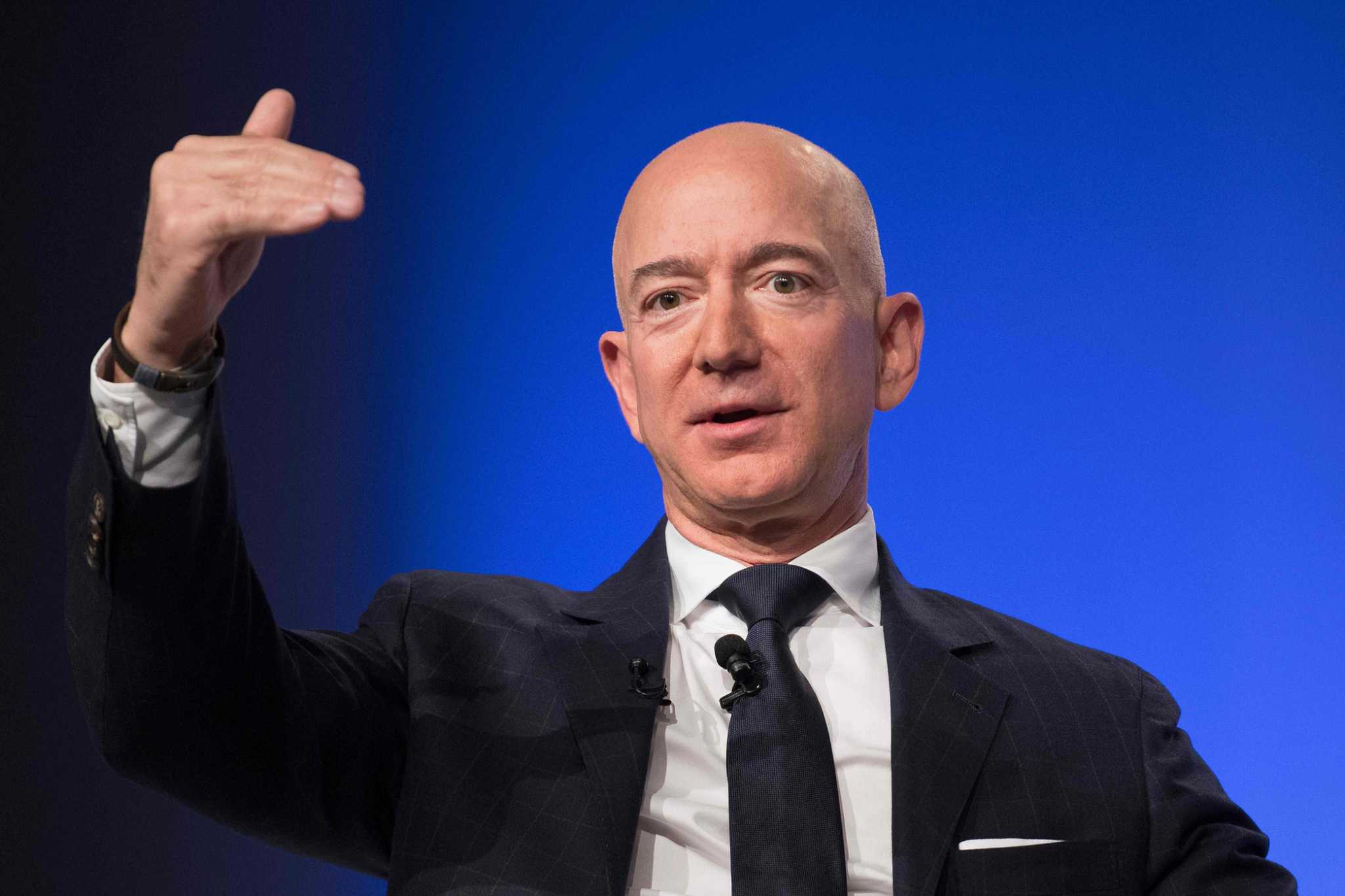 Worlds richest man Jeff Bezos still has Texas ties